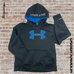 UNDER ARMOUR Youth Big Logo Storm Hoody